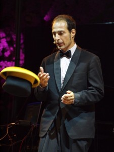 """""""Don Carlos in Scena"""" Spettacolo da sala"""